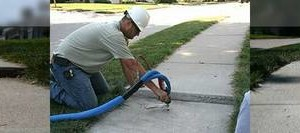 Photo #1: Concrete Lifting and Leveling