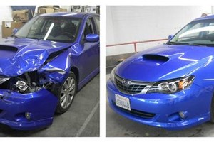 Photo #1: WE WILL WAIVE YOUR DEDUCTIBLE (auto body repair service)
