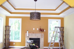 Photo #1: HS Remodeling Co. Brazil Painting and Construction