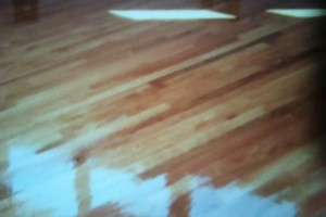 Photo #1: WOOD FLOORS REFINISHED/INSTALLED