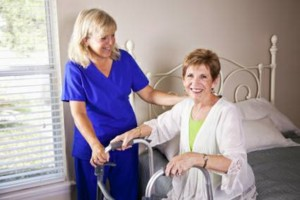 Photo #1: Caregiver/ Companion for seniors and elderly