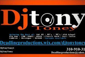 Photo #1: DJ, Karaoke & Photo Booth Services