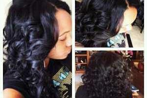 Photo #1: $60+ box braids & twists $80+ Sew ins