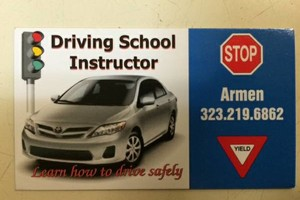Photo #1: Driving School Instructor
