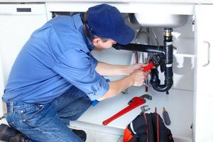 Photo #1: PLUMBER,  plumbing services -Heating System Cleaning