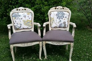 Photo #1: Upholstery services for a cause