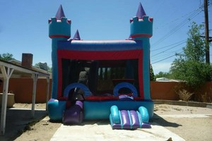 Photo #1: Bounce houses for rent