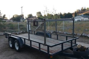 Photo #1: Moving services helper. 16ft trailer!