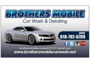 Photo #1: Brothers Mobile Car Wash And Detailing