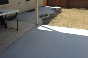 Photo #1: Concrete work. Give me a call!