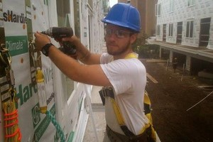 Photo #1: Handyman Of Your Dreams - Drywall & Painting, Siding & Roof repairs, Electrical Repairs