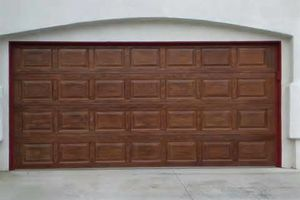 Photo #1: Affordable garage door services. Small business