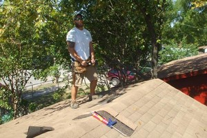 Photo #1: Aric Dotson Roof Repairs and MORE!!!