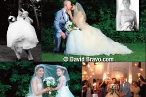 Photo #1: David Bravo Photography. Wedding Photography