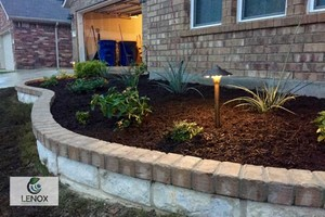 Photo #1: LANDSCAPE, LED LIGHTING, FENCING and more!