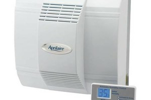 Photo #1: NEW APRILAIRE WHOLE HOUSE HUMIDIFIER INSTALLED FOR $595