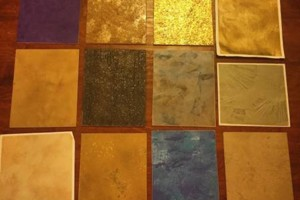 Photo #1: Faux Finish/Venetian Plaster/Decorative Painter