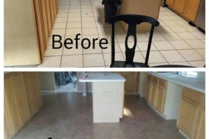 Photo #1: Top Notch Tile & Renovations