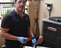 Photo #1: Gabe's A/C Service & Installation