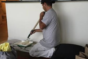 Photo #1: Luis//Affordable and Experienced Painter