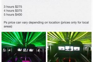Photo #1: Party Bus for CHEAP!!!