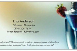 Photo #1: Private Party & Event Planning Service (Be The Guest on Your Own Event)