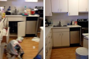 Photo #1: House Cleaning by HANDS in SF