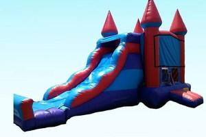 Photo #1: Water Slide Combo Jumper Rental (6)