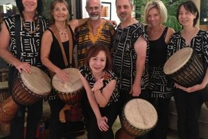 Photo #1: SangomaBeat - AFRICAN DRUMMING & DANCE SHOWS