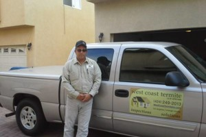 Photo #1: West Coast Termite & Pest Inc