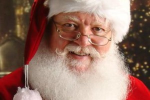 Photo #1: Real Beard Santa Claus Available