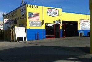 Photo #1: Brake and Tire Auto Body and Repair Shop