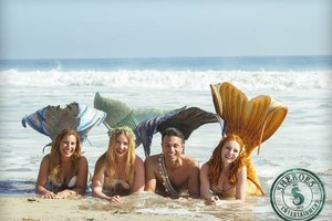 Photo #1: Swimming Mermaid Party Entertainment for Kids - Sheroes Entertainment LLC