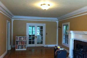 Photo #1: PAINTER/PREP/ PATCH WORK/ TRIM/ HOLE PATCH affordable PRO SERVICE!