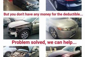 Photo #1: Auto Body & Paint, Insurance Claims, 10% OFF SERVICES!