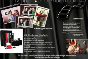 Photo #1: PHOTO BOOTH FOR PARTIES & EVENTS
