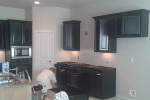 Photo #1: Interior, exterior painting & tile.
