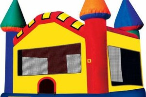 Photo #1: INFLATABLE RENTAL! 15x15 Bounce Castle-Make your party unforgettable!