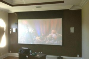 Photo #1: Twizted Home Entertainment. PROFESSIONAL HOME THEATER AND FLAT PANEL TV INSTALLATION SERVICES!!!