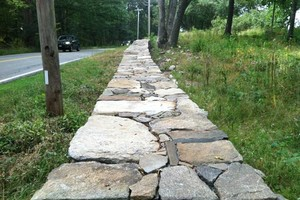 Photo #1: Best Field Stone Walls in New England