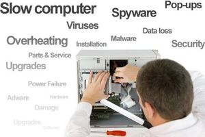 Photo #1: Computer Repair, any problems contact me and I will repair it for YOU