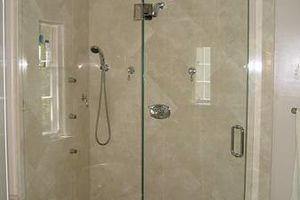 Photo #1: Glass Showers For Less...