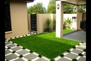 Photo #1: Artificial and  Natural grass