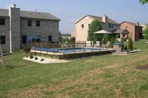Photo #1: Pool Installs, Closings, Liners, Service, Repairs ASAP