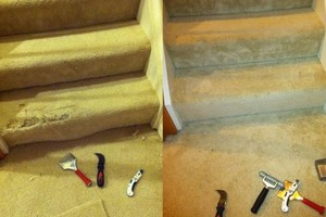Photo #1: Carpet Repair