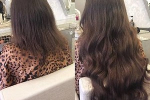 Photo #1: Hair Extensions - Retouch Services