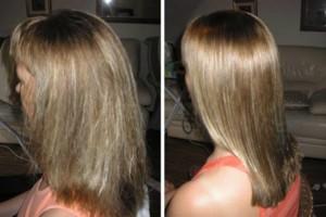 Photo #1: Stockton Japanese permanent hair straightening