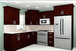 Photo #1: OC Stone Granite & Marble. 10x10 Kitchen Packages
