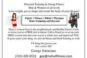 Photo #1: RioHot Fitness & Health