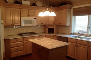 Photo #1: Granite Countertops